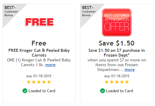 Kroger Mobile Coupons