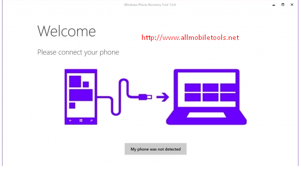 Windows Phone/Device Recovery Tool
