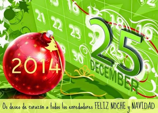 enrhedando, felices fiestas, navidad, fiesta, navidades