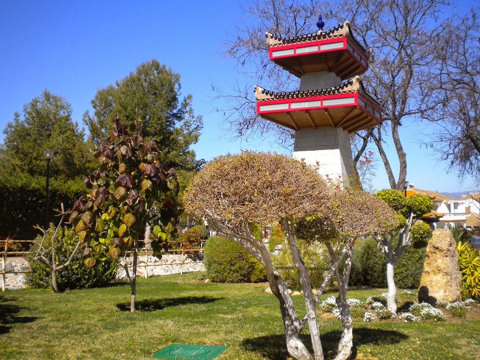 El deseo de volver m laga alhaur n el grande mijas for Jardin oriental bienquerido alhaurin de la torre