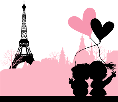 paris san valentin