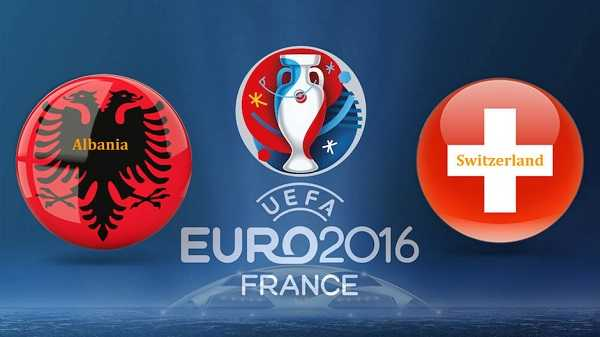 Albania vs. Switzerland Live Stream