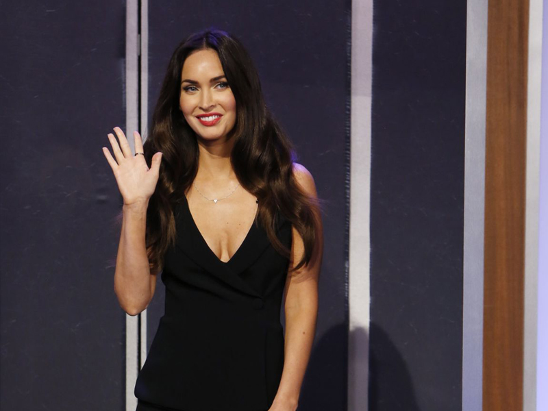 fredericks-of-hollywood-megan-fox-brand-a…/ · Frederick's of Hollywood Names Megan Fox Brand Ambassador, Stakeholder. The actress has signed on to help