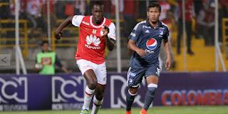 Independiente Santa Fe vs Millonarios