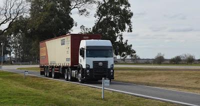Mercado de caminhões usados se mantém em alta no semestre