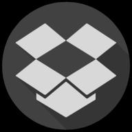 dropbox blackout icon
