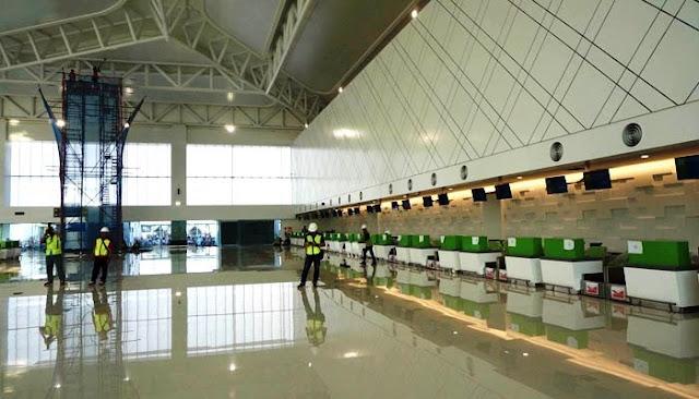 Bandara Ahmad Yani, Eco-Airport Terapung Pertama di Indonesia