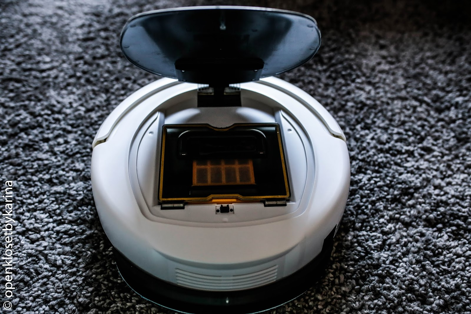 True Beauty Comes From Within Clymen Q9 Robotic Cleaners