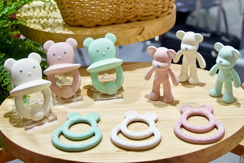 """Nature toys """"Sweet Teddy"""" """"Happy Teddy"""" y """"Soft Ears"""" de Saro"""