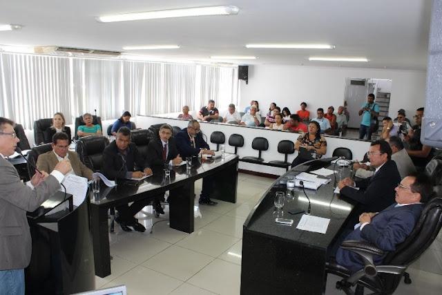 Em Delmiro Gouveia, vereadores aprovam indicações que buscam melhorias para as comunidades