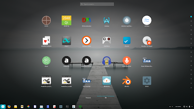 Dash To Panel GNOME Shell