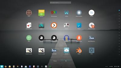 Dash To Panel GNOME Shell
