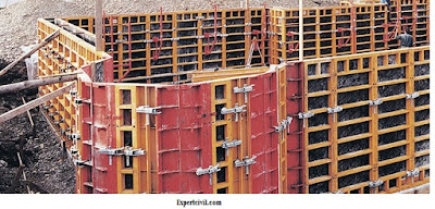 How to Calculate Quantity of Shuttering Formwork in Hindi