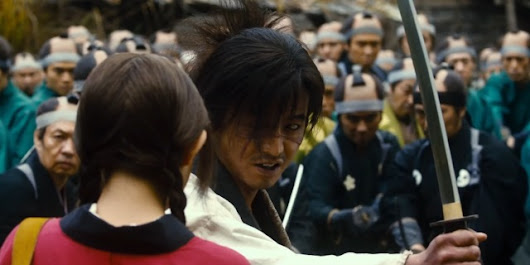 Takashi Miike's Cannes Bound Blade Of Immortal Gets An English Language Trailer