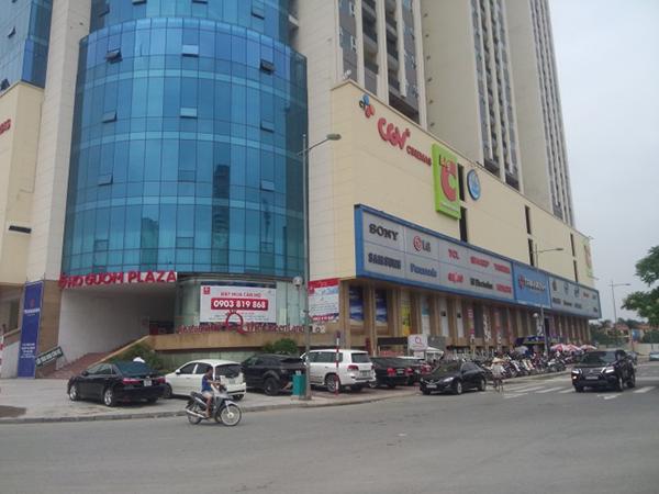 Chủ đầu tư Hồ Gươm Plaza xây dựng trái phép 64 căn hộ