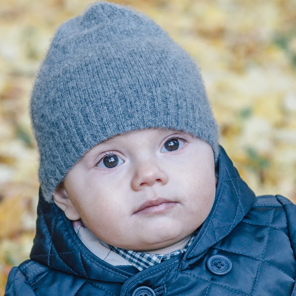 Prince Oscar Carl Olof of Sweden, Princess Victoria, Princess Estelle new photo