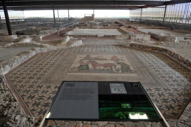 Museo de las Villas Romanas de Olmedo