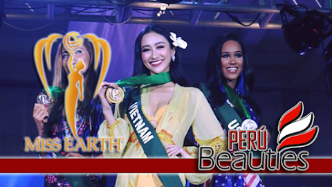 Miss Earth 2017 | Resort Wear Competition Group 3
