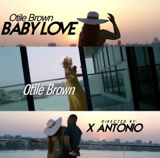 Otile Brown - Baby Love
