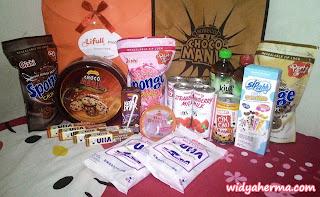 Paket Makanan dan Minuman dari Lifull-produk.id