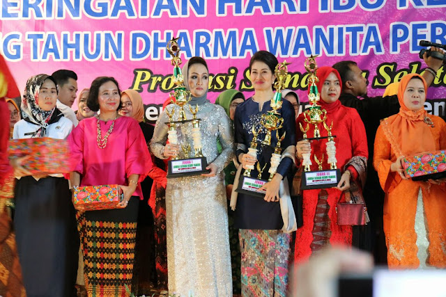DWP Muba Raih Dua Juara