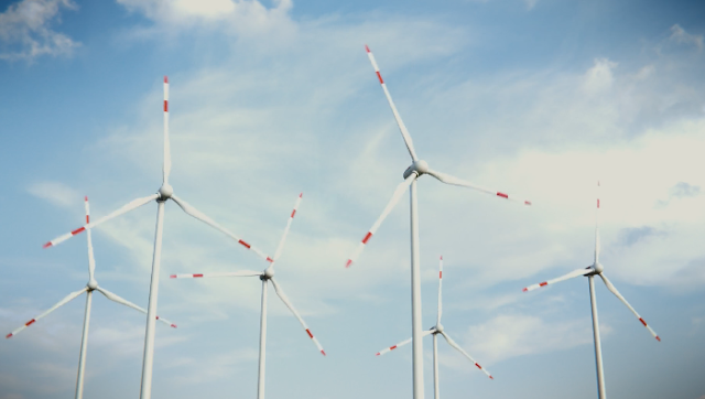 The down side to wind power