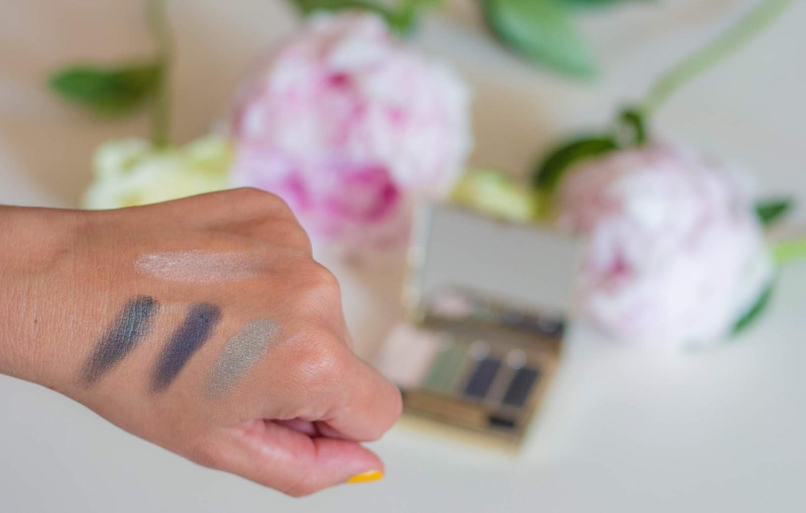 maquillage - palette - forest - clarins