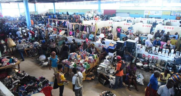 Haitianos impiden de nuevo entrada de productos dominicanos a su territorio
