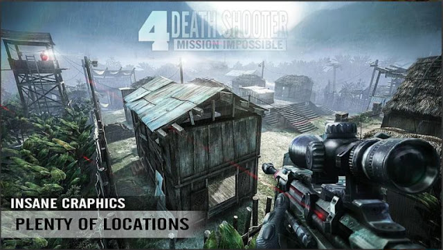 Game Fps Android Ringan Death Shooter 4 APK