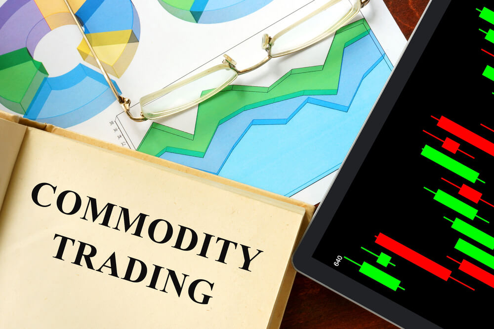Commodity Trading Concept