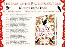 Lady of the Ravens  Blog Tour