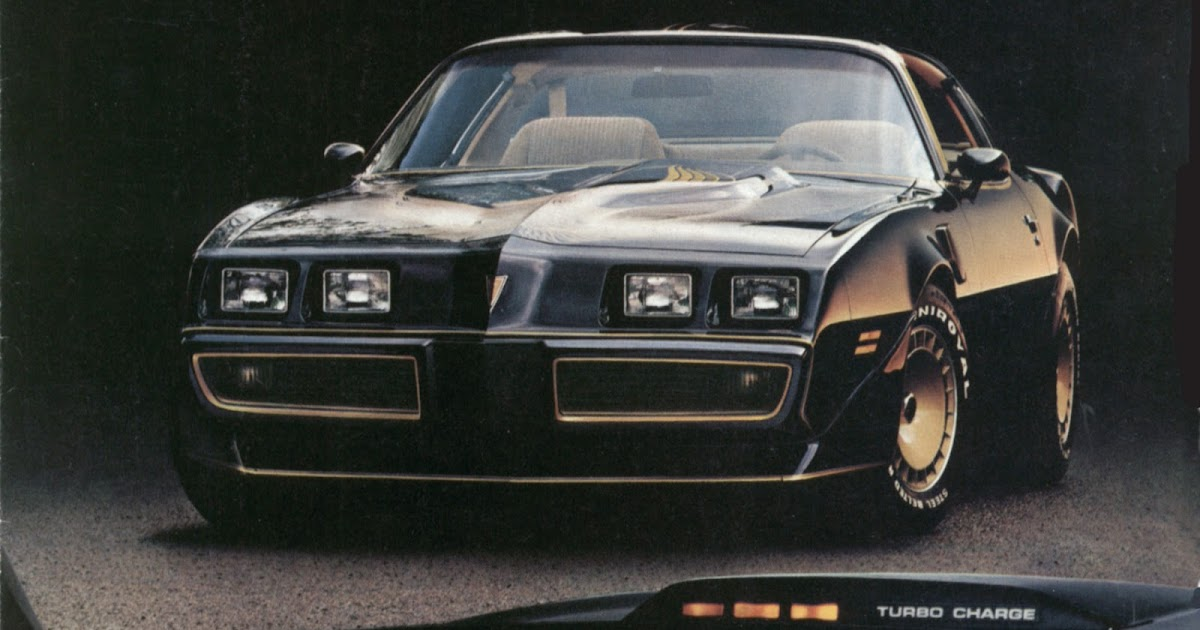 1980-1981 49 Turbo Trans Am-Slacker or Misunderstood Underdog
