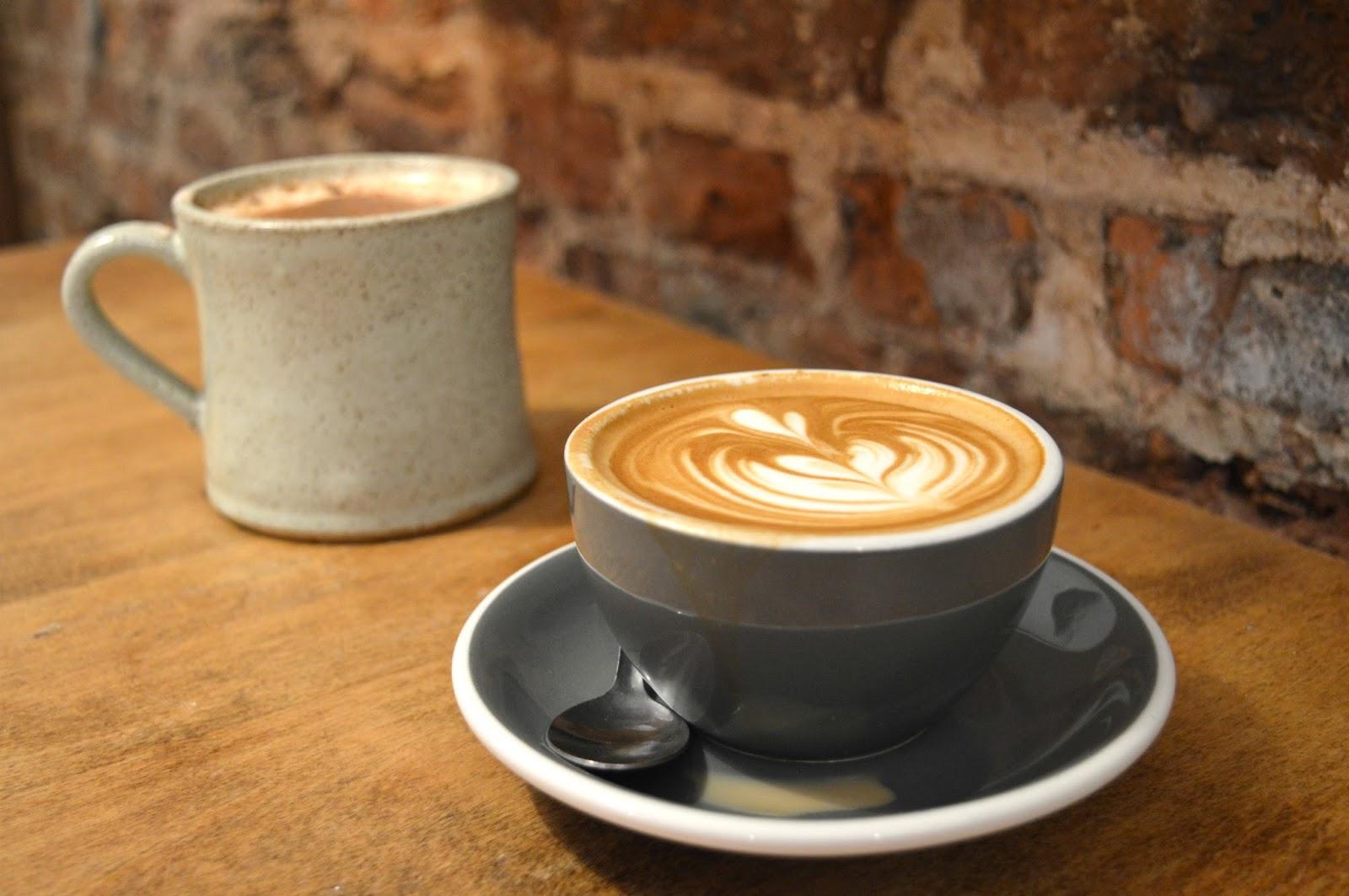 Flat White Kitchen, Durham - Coffee
