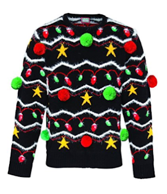 Xmas Baubles Christmas Jumper