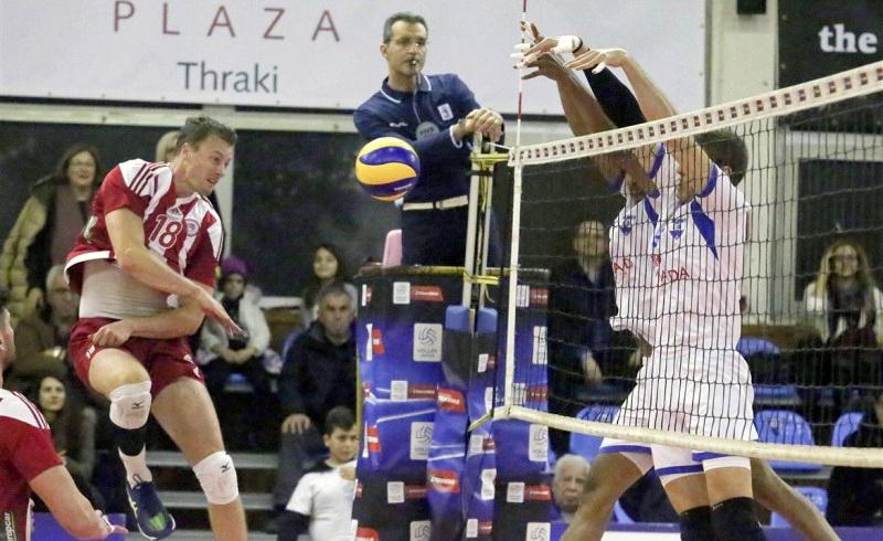 Ο Ολυμπιακός λαχτάρησε αλλά νίκησε 3-1 τον Εθνικό Αλεξανδρούπολης