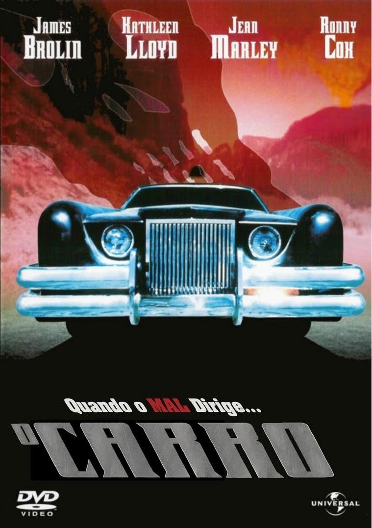 O Carro, A Máquina do Diabo – Dublado (1977)