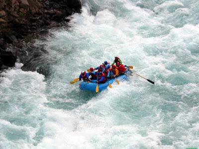 rafting terpanjang di bali