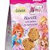 Winx Cosmix chocolate chip Cookies! [Italy]