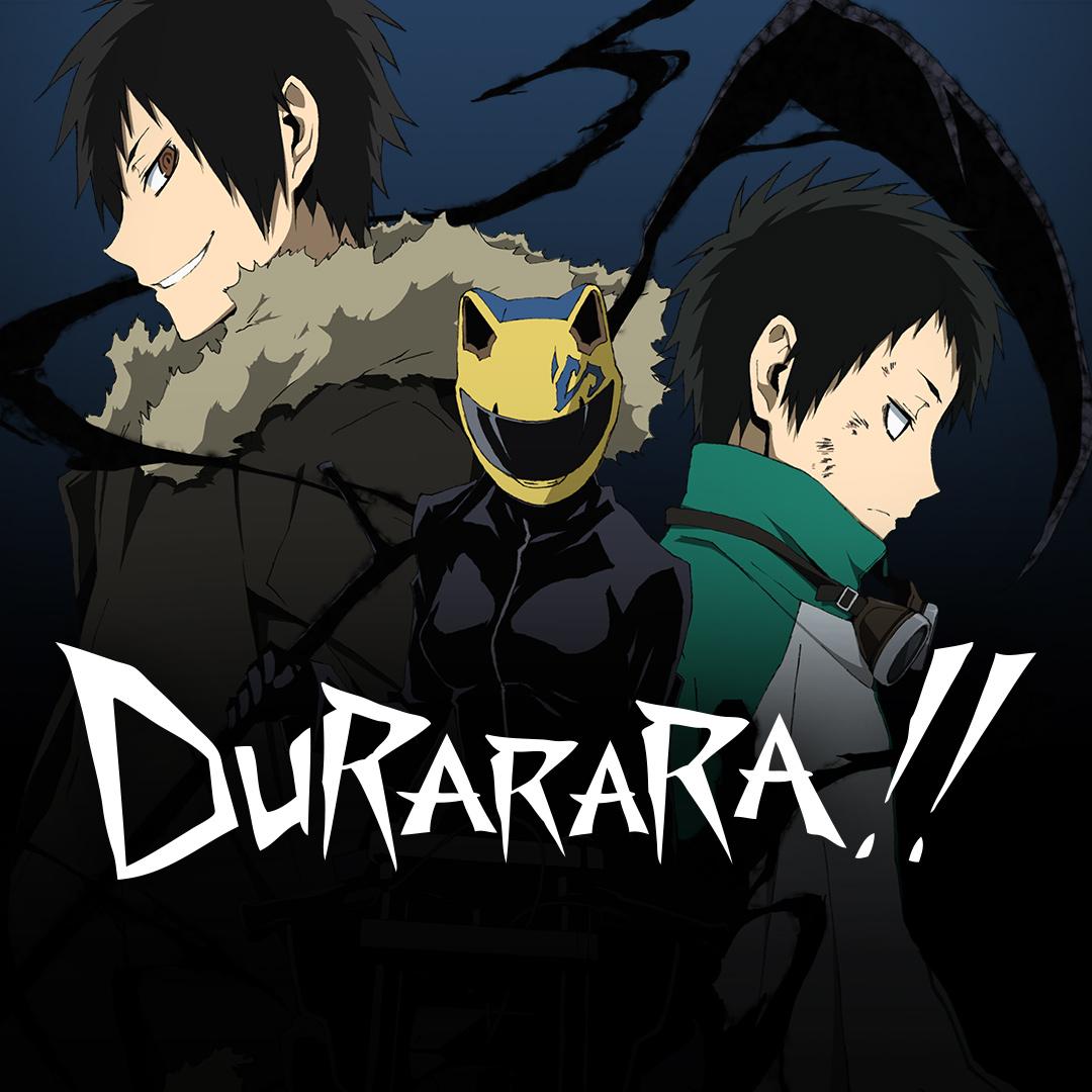 Anime Batch Action: Durarara Subtitle Indonesia (Batch