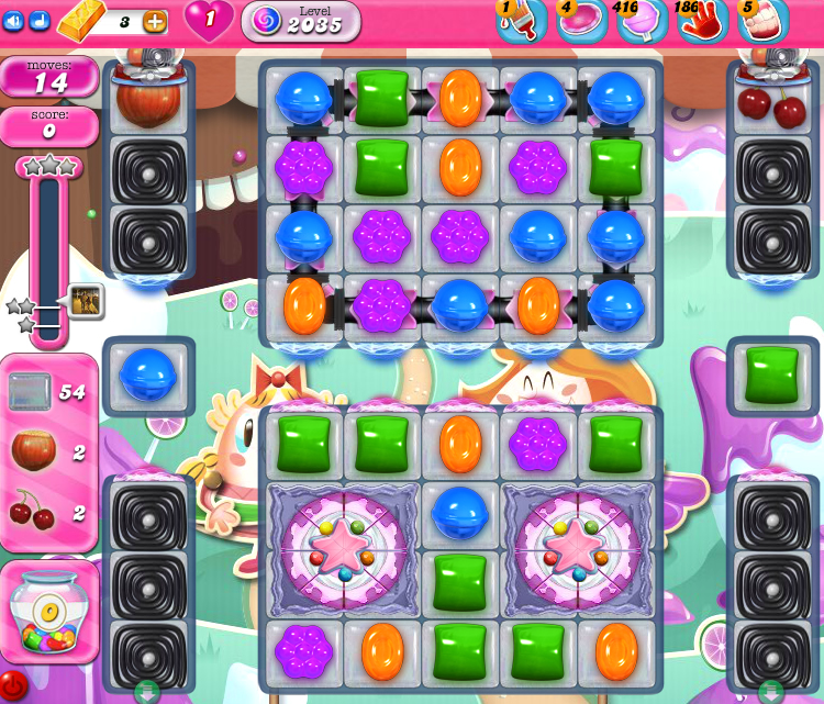 Candy Crush Saga 2035