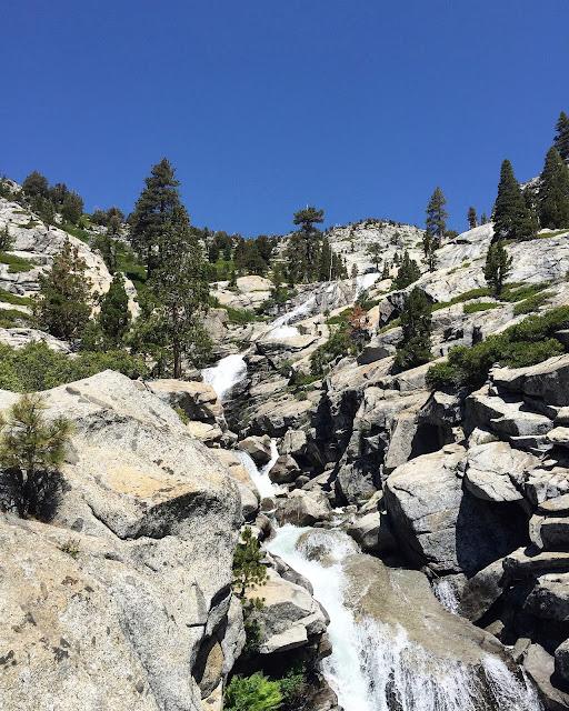 Horsetail Falls, CA