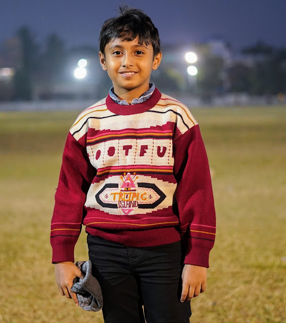 Sourajit Saha's Nephew Rick 3