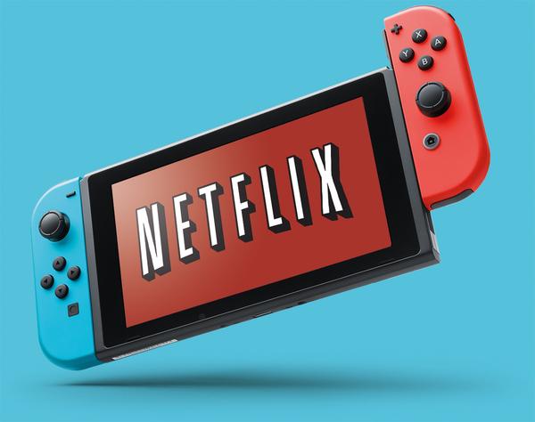 La app de Netflix para Switch estaría ya lista