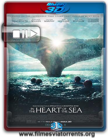 No Coração do Mar Torrent – BluRay Rip 1080p 3D HSBS Legendado (2015)