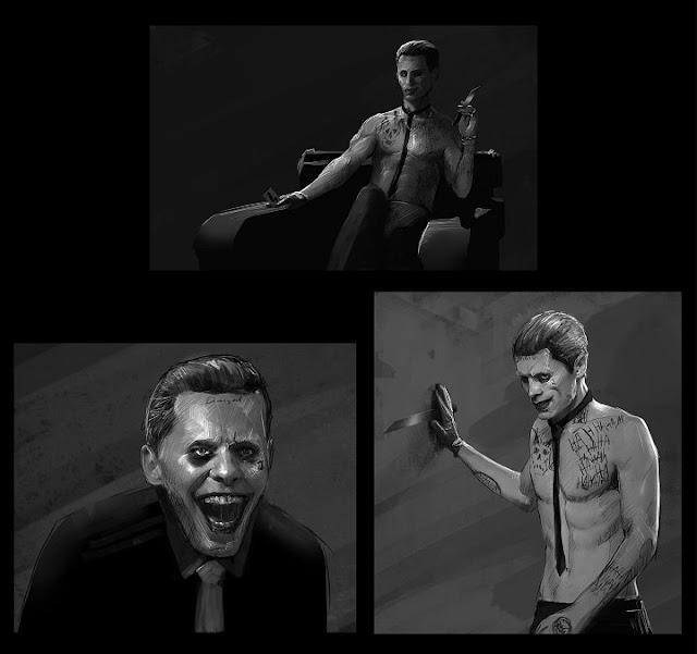 Jared Leto interpreta al Joker en Suicide Squad