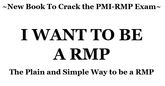 MANAGEMENT YOGI: Book Available for RMP Exam Prep:
