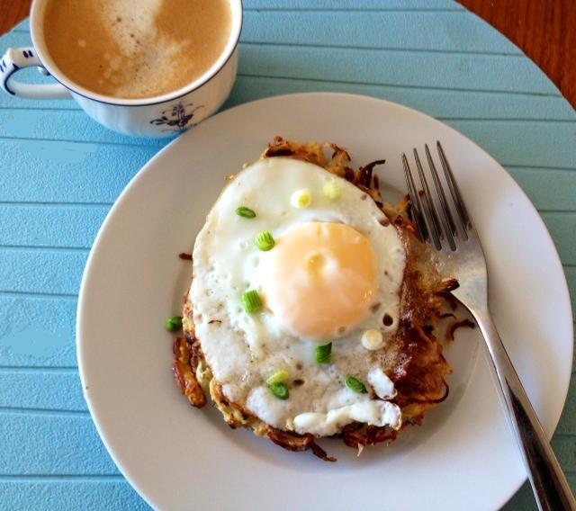 Smitten Kitchen Pancakes: Double Trouble Kitchen Edition: Breakfast Latkes