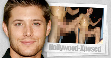 Opinion you jensen ackles naked leaked your