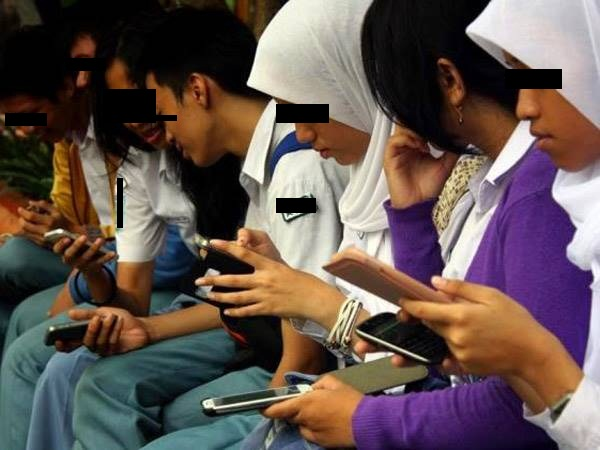 Kecanduan Gadget Parah, Dua Anak Bondowoso Berprilaku Gila dan Mengerikan