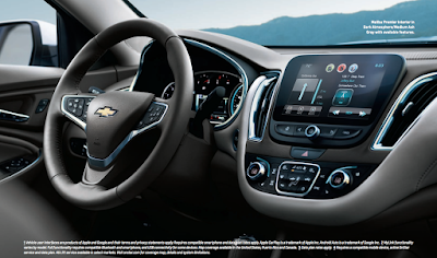 Downloadable 2016 Chevrolet Malibu Brochure
